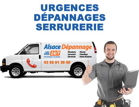 Serrurier Saverne